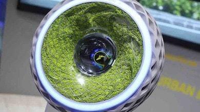 Goodyear Oxygene: gomma al muschio per una mobilità green