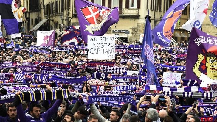 Serie A Fiorentina, i tifosi: «Riempiamo l'Artemio Franchi»