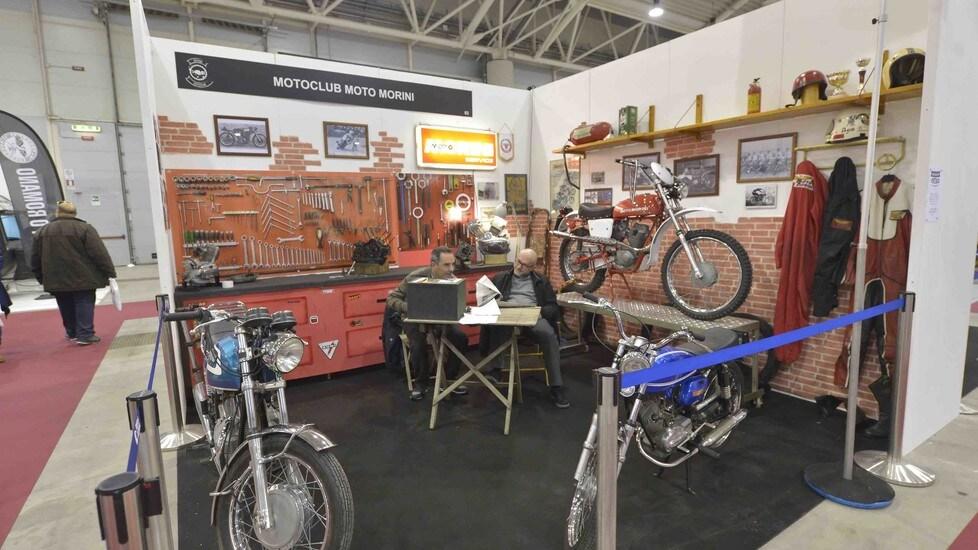 Al padiglione 5, le creazioni più originali delle officine provenienti da tutta Italia. E non solo