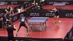 Tennistavolo, il punto più spettacolare dei Campionati Italiani Assoluti