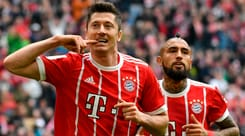 Bundesliga, Lewandowski trascina il Bayern: 6-0 all'Amburgo