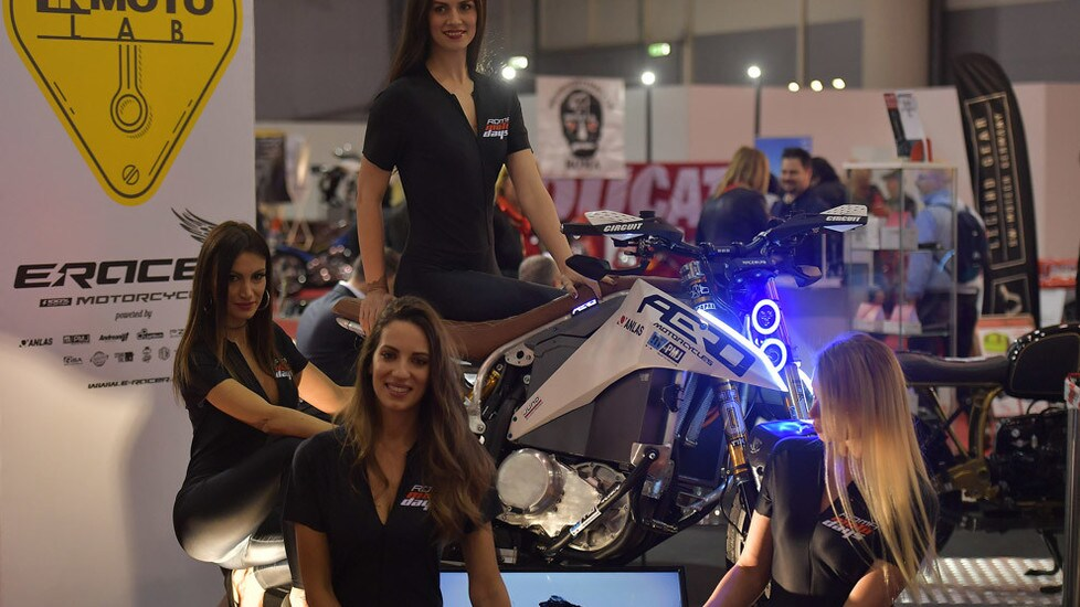 Caschi aerografati, MotoGP, scooter
