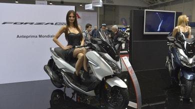 Motodays 2018, Honda Forza 300: anteprima mondiale