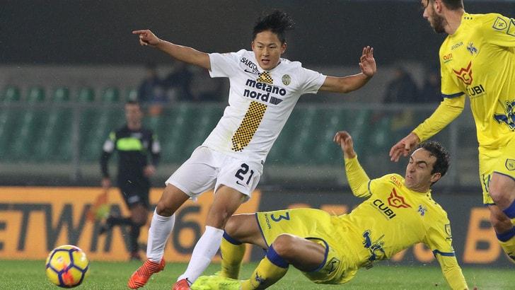 Serie A, derby al Bentegodi: Chievo a 2,25 favorito sull'Hellas