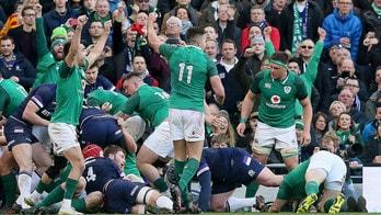 Rugby, l'Irlanda vince il 6 Nazioni 2018