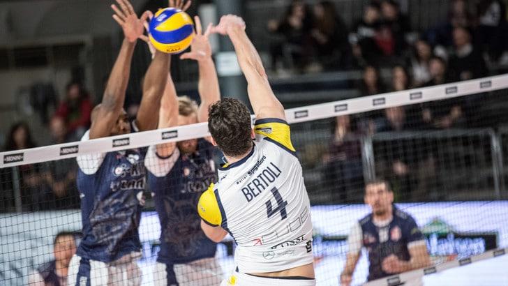 Volley: A2 Maschile, Pool A, Siena e Santa Croce che colpi !