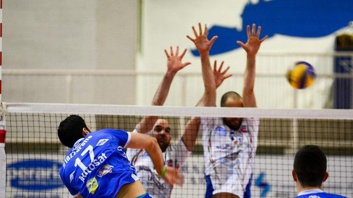 Volley: A2 Maschile, Pool B, cade Alessano ad Ortona, Aversa si impone al tie break