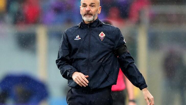 Serie A Fiorentina, Pioli: «Siamo più uniti di prima»