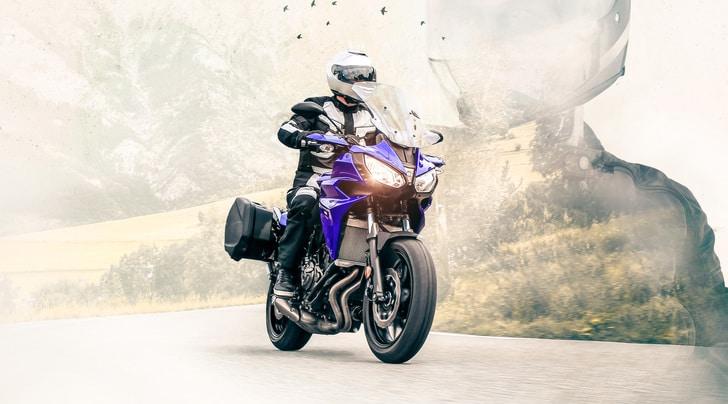 Motodays 2018, Yamaha Tracer 700: arriva il GT Pack