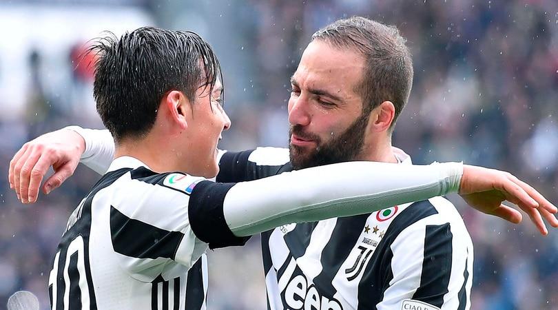"""Juventus, Higuain a Dybala: «Dammi retta e diventerai un """"crack""""»"""