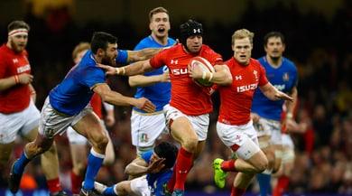 Sei Nazioni, Italia ancora sconfitta: a Cardiff finisce 38-14
