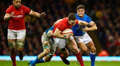 Sei Nazioni: ancora un ko per l'Italia, vince il Galles