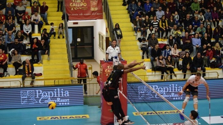 Volley: Play Off Challenge, Vibo supera Sora in Gara 1
