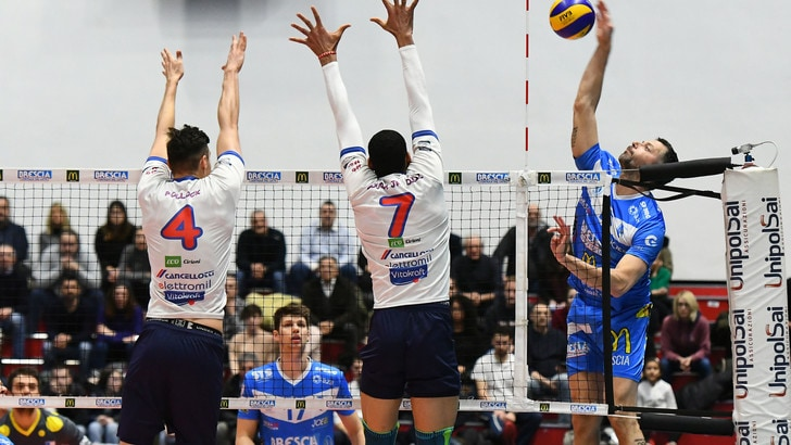 Volley: A2 Maschile, Pool A, successi per Roma e Tuscania