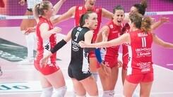 Volley: A2 Femminile, Mondovì si ferma ancora, Cuneo si avvicina
