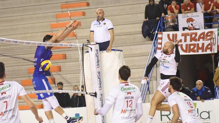 Volley: A2 Maschile, Pool B, per Gioia del Colle vittoria che porta in alto