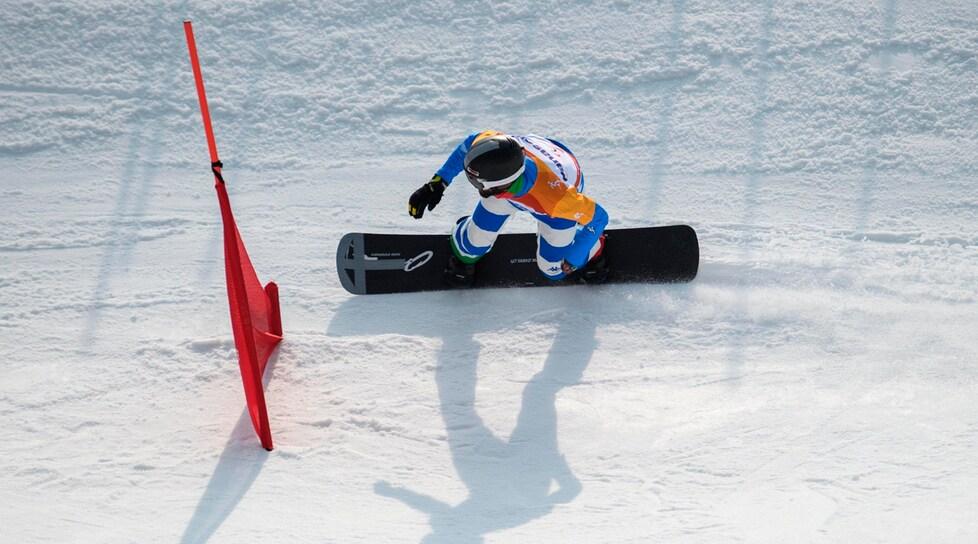 A PyeongChang 2018 l'Italia conquista un'altra medaglia con il secondo posto dell'azzurro che si è arreso solo in finale all'australiano Patmore. Bronzo perMinor