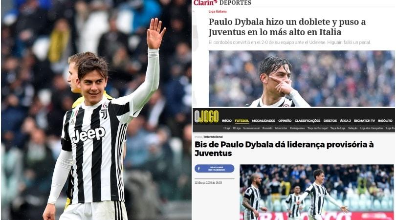 Juventus, Dybala è tornato: il mondo ai piedi della 'Joya'