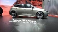 Toyota Auris al Salone di Ginevra 2018