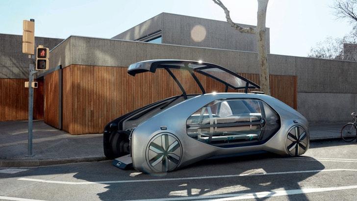 Renault Ez-Go, ed è già domani