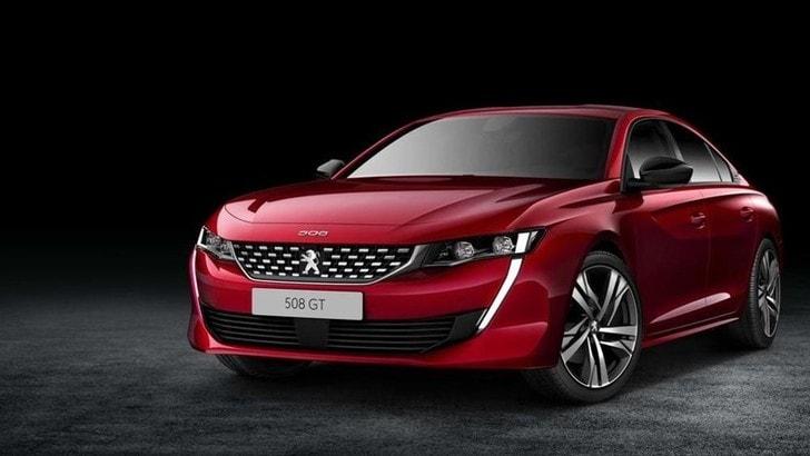Peugeot 508, ancora più aggressiva