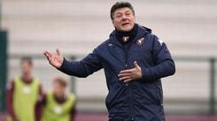 Torino, ripresa degli allenamenti davanti a 150 tifosi