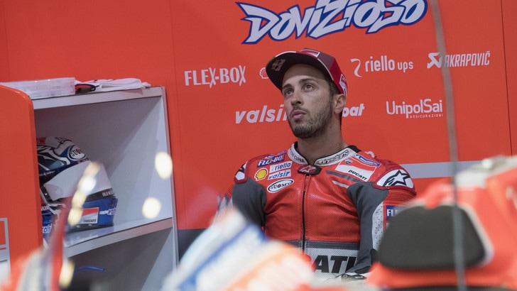 MotoGp Ducati, Dovizioso: «Sapevo che saremmo stati forti»