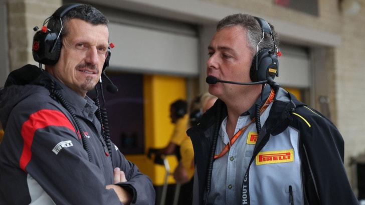 F1 Haas, Steiner: «Qualcuno con il doppio del nostro budget si ritrova dietro»