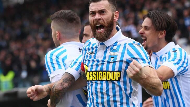 Calciomercato Spal, blindato Antenucci: contratto fino al 2020