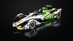 Formula E, Audi la nuova super elettrica per la quinta stagione