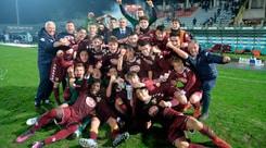 Torino in festa: trionfo dei baby nel Trofeo Beppe Viola