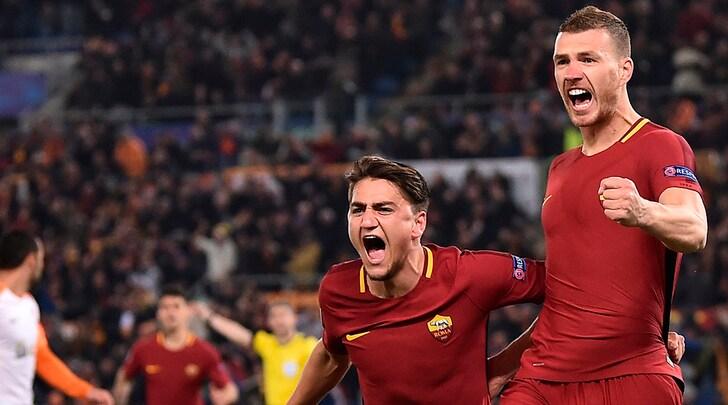 Champions League, vale 3 volte la Roma tra le prime quattro