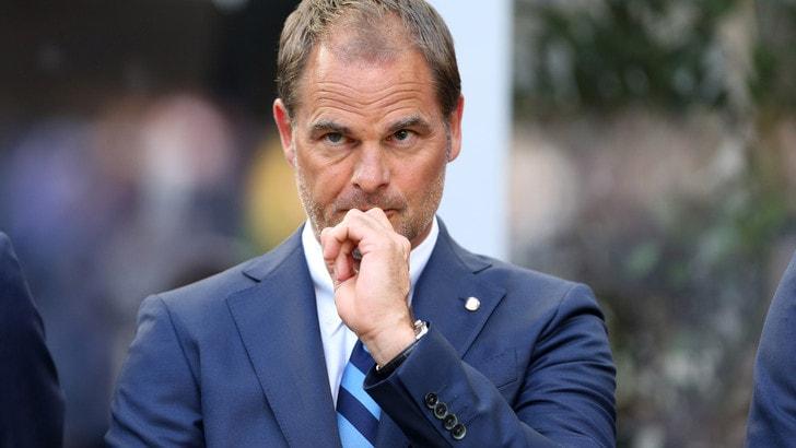 De Boer: «Mourinho? Ho molto da imparare da lui»
