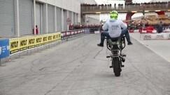 Motodays 2018: stunt riding, oltre i limiti della fisica - VIDEO