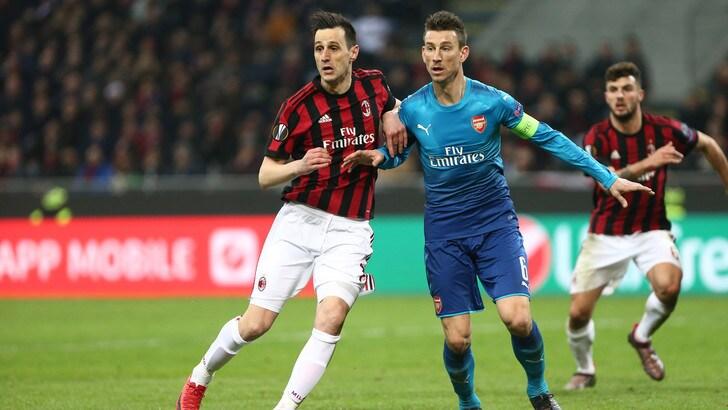 Europa League, I bookies non credono nel Milan