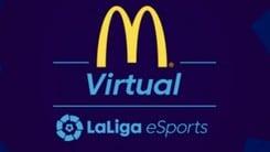 Nasce la Liga eSports: lo sponsor è Mc Donalds!