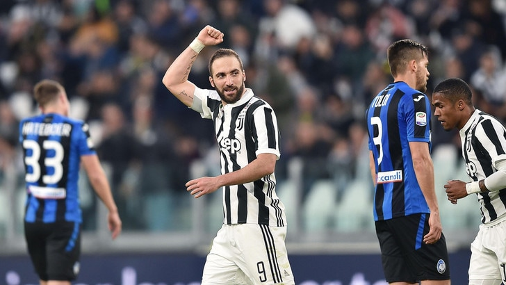 Serie A Juventus-Atalanta 2-0, il tabellino