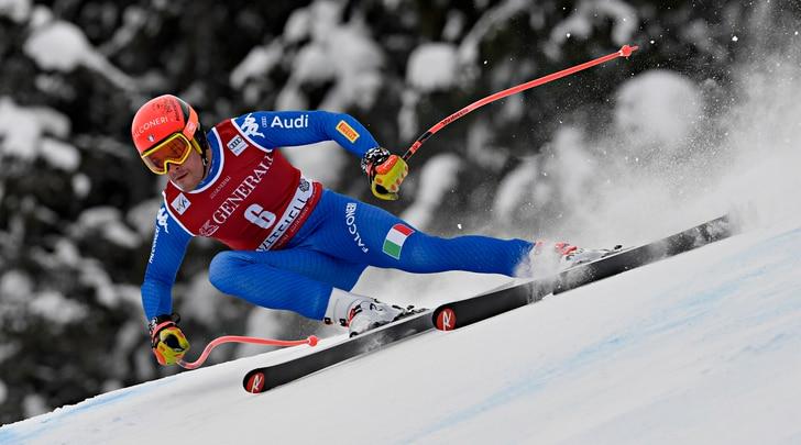 Audi Fis Ski World Cup, Innerhofer secondo nel Super-G di Are