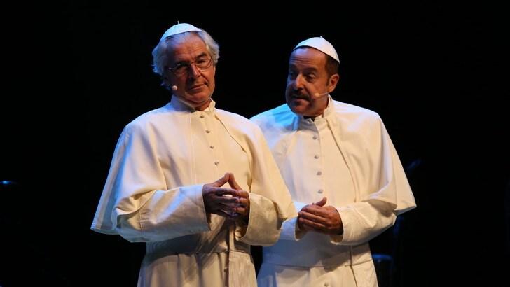 Il Massimo Lopez & Tullio Solenghi Show arriva al Teatro Colosseo