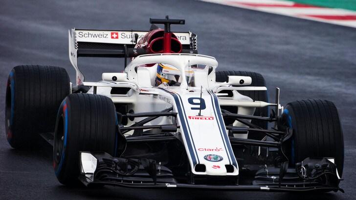 F1 Alfa-Sauber, Ericsson: «Battere la Haas è il nostro obiettivo»