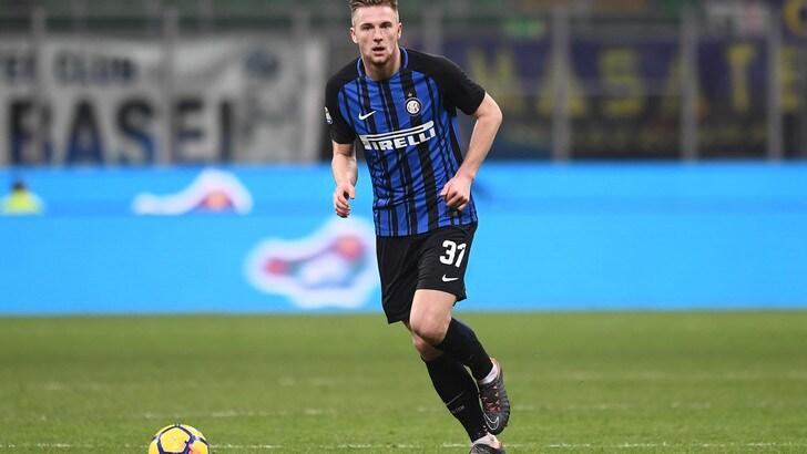 Calciomercato, Skriniar: «All'Inter sono felice. De Vrij? Ci aiuterà»