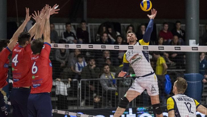 Volley: A2 Maschile, Roma anticipa con Spoleto e può chiudere i conti