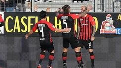 Serie B Foggia-Ascoli decidono Deli, Mazzeo e Loiacono: è 3-0