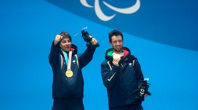 Paralimpiadi, secondo oro per Bertagnolli-Casal