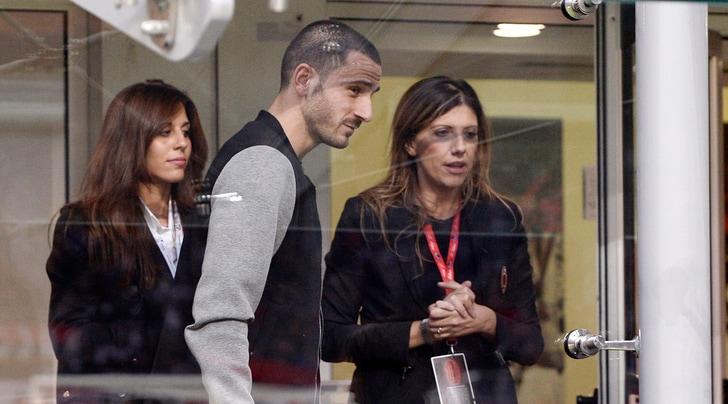 Juventus a rischio per Bonucci e i tifosi lo provocano sui social