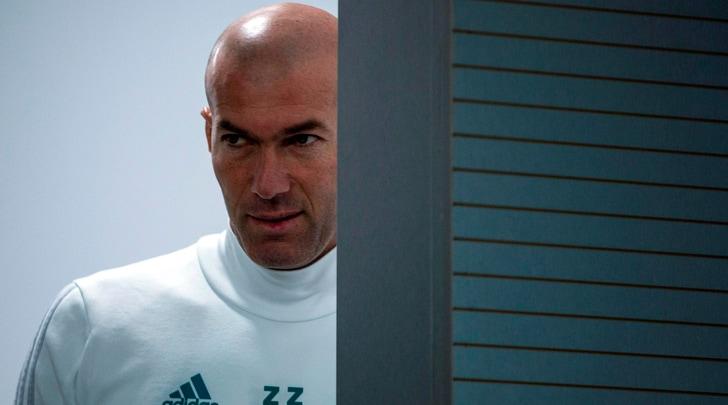 Real Madrid, Zidane: «La Juventus? Ogni volta è un'emozione per me»