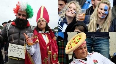Sei Nazioni, Italia-Scozia: facce da rugby