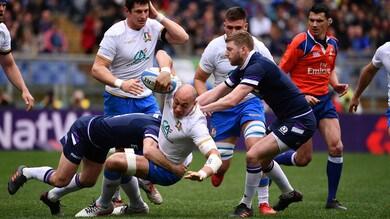 Rugby, 6 nazioni: Italia ko con la Scozia, è cucchiaio di legno
