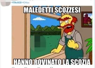 Dal sogno alla beffa: Italia-Scozia 27-29. E qualcuno se la prende col... Var