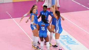 Volley: A2 Femminile, Club Italia pronto riscatto, Ravenna ko